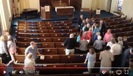 What makes First Presbyterian Church of Waukesha stand out?
